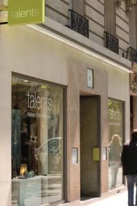 boutique Talents etoile